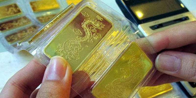 vàng miếng vàng thỏi